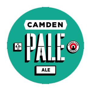 Camden Pale Ale 4.0% 30l