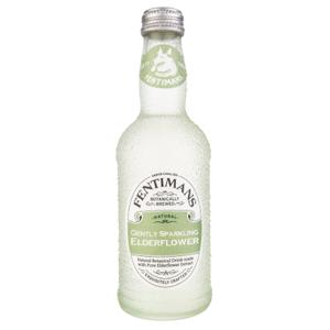 Fentimans Gently Sparkling Elderflower 0.0% 12x275ml