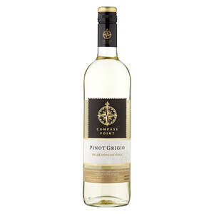 Compass Point Pinot Grigio 12.5% 6x75cl