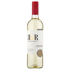 R&R Pinot Grigio 12.0% 6x75cl