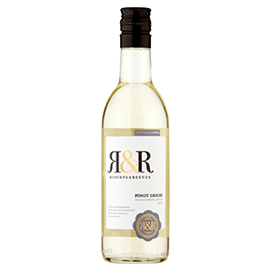 R&R Pinot Grigio 12.0% 12x187ml